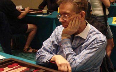 Two Time World Champion Bill Robertie BONE.CLUB Board Review