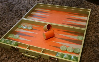Backgammon Competition – Win an olympic sized board