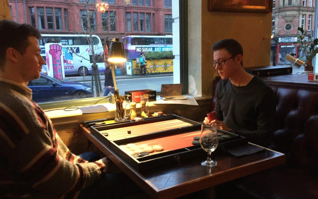 Backgammon @FLOK in Manchester